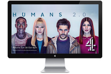 Humans 2.0 - Channel 4